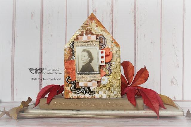 October's Art Recipe – Prima