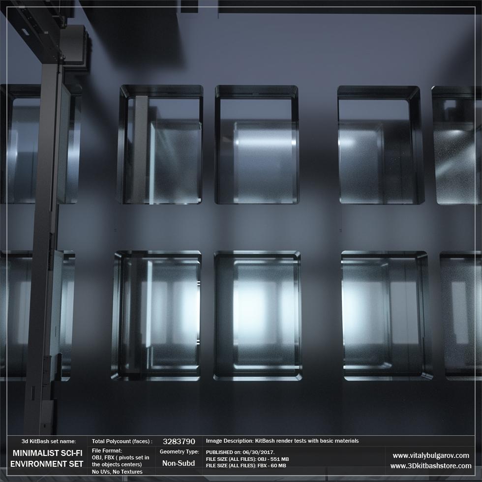 sci fi ceiling texture. Visit VitalyBulgarov\u0027s Website To Get Sci-FI Set For $72.00 Sci Fi Ceiling Texture