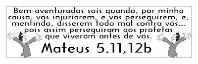 Resultado de imagem para mateus 5:11