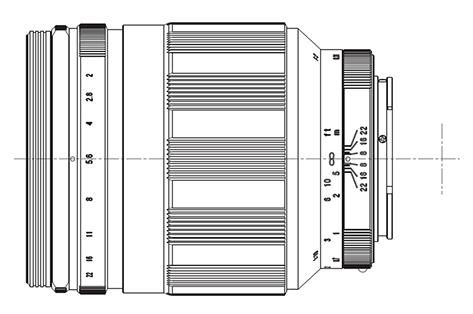 Объектив Voigtlander 65 mm f/2 Macro Apo-Lanthar