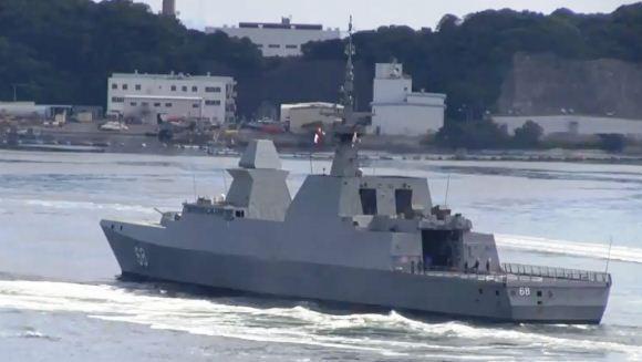 Fregat kelas Formidable RSN