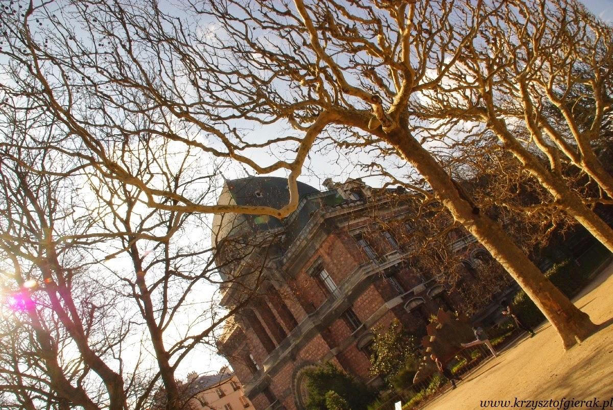 Paryż zima zabytki zwiedzanie przewodnik atrakcje temperatury czy warto
