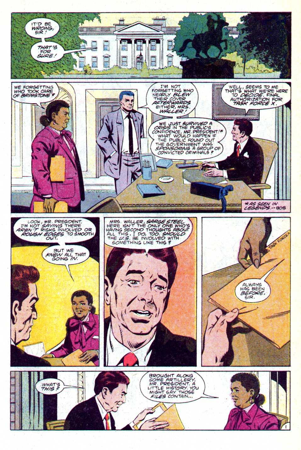 Read online Secret Origins (1986) comic -  Issue #14 - 2