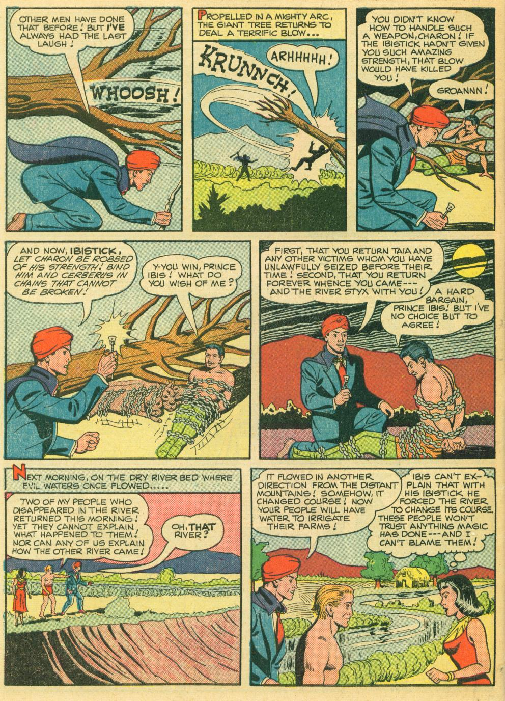 WHIZ Comics issue 119 - Page 50