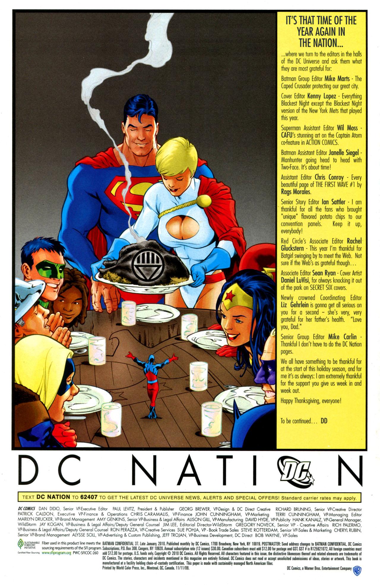 Batman Confidential Issue #37 #37 - English 24