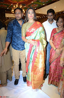 Shriya Saran Looks Stunning in Silk Saree at VRK Silk Showroom Launch Secundrabad ~  Exclusive 173.JPG