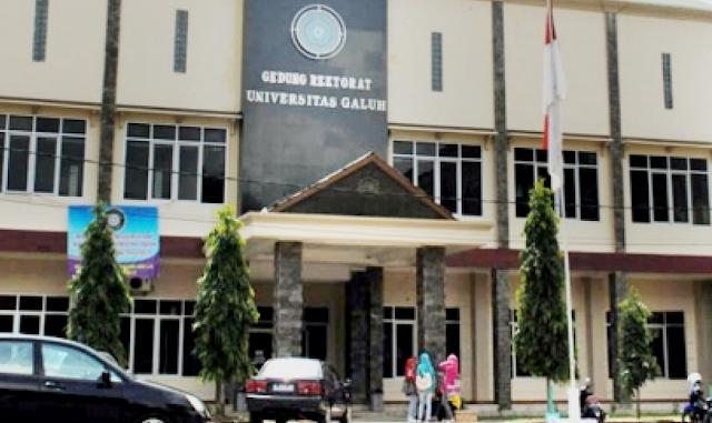 Mahasiswa Baru Universitas Galuh Ciamis