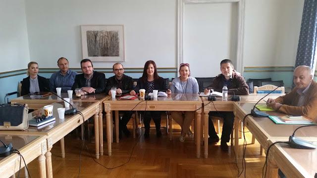 Συνάντηση εργασίας των ΚΕΚ της Περιφέρειας Πελοποννήσου