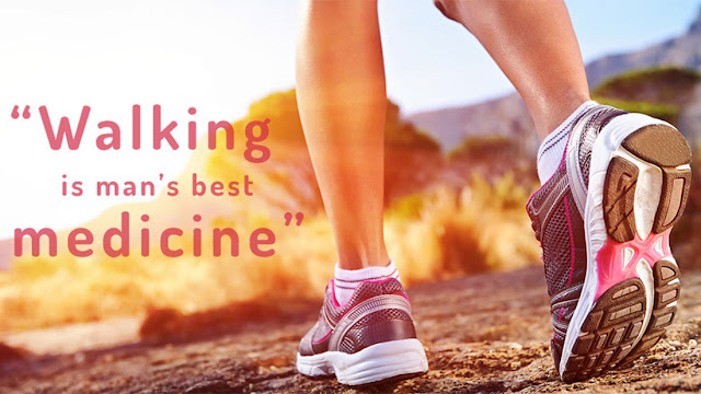 Surprising Health Benefits Of Walking