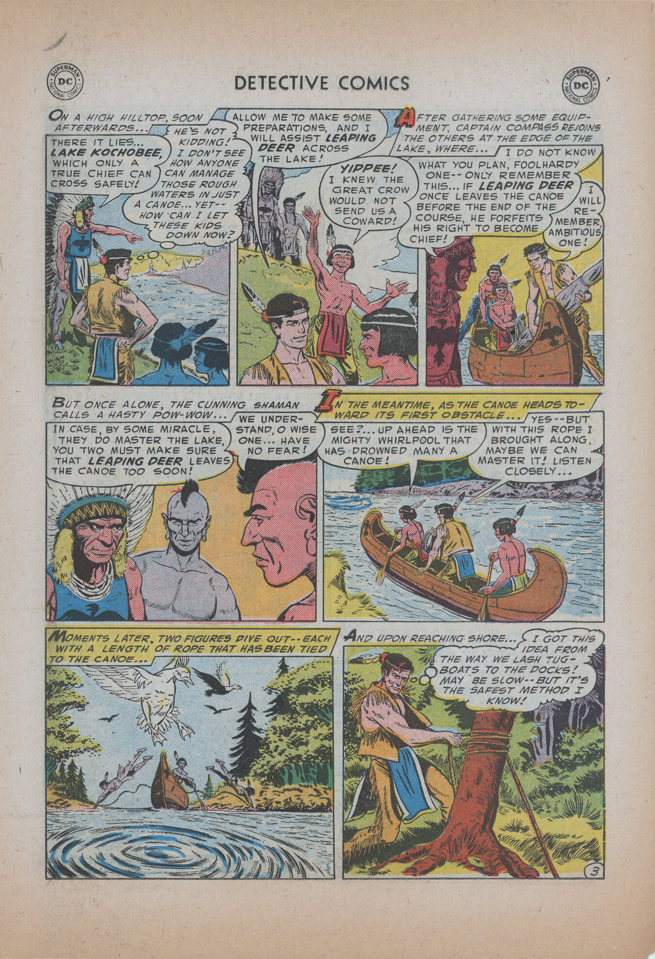 Detective Comics (1937) 220 Page 18