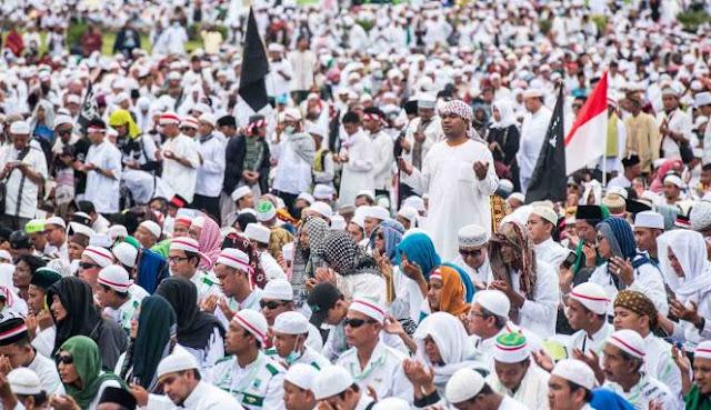 Massa 284 Beraksi di Istiqlal hingga Pengadilan Jakut