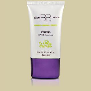 Алое ВВ крем - какао /Aloe BB creme - Cocoa/
