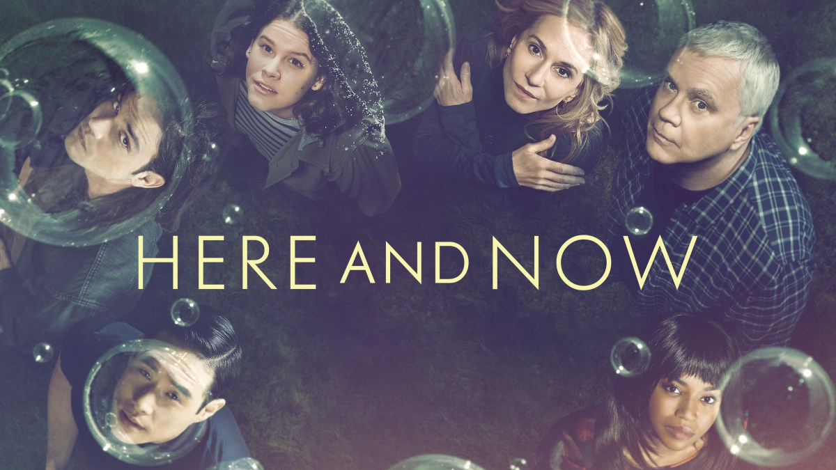 Here and Now Poster HBO