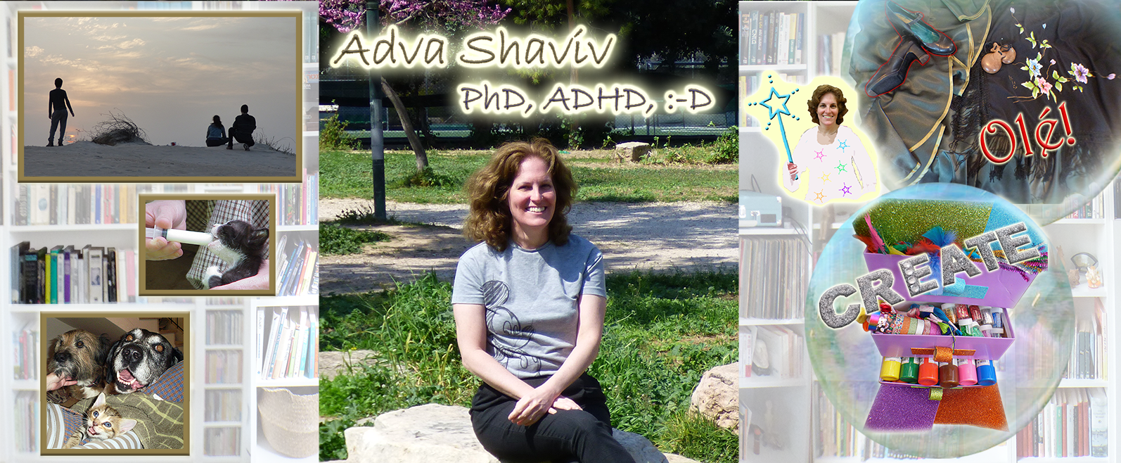 Adva Shaviv - about and contact
