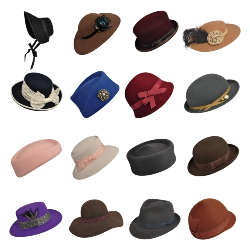 Different Styles Of Hats: Women Clothing Ideas: Top Women Clothing Companies