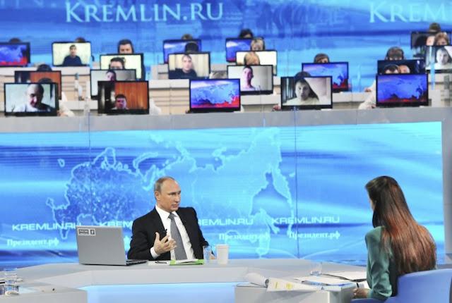 Señalan a Putin en lavado de dinero por 2 billones de dólares