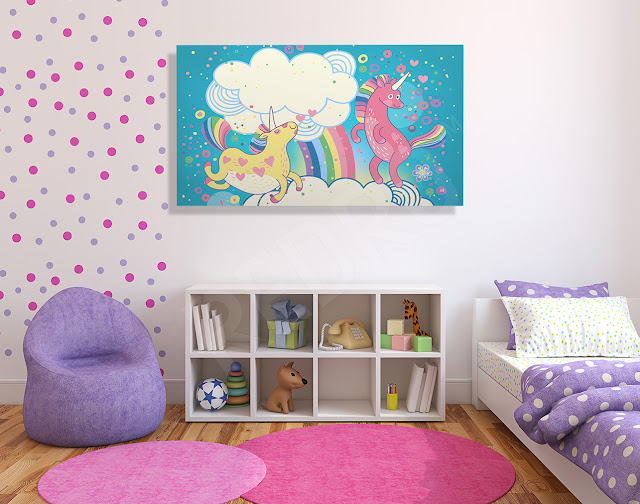 Uskrzydlone kwiaty: obrazy w motyle nie tylko do pokoju dziecka