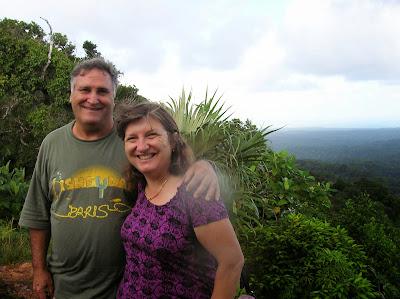 Mirador de Guna Yala, San Andrés, Panamá, round the world, La vuelta al mundo de Asun y Ricardo, mundoporlibre.com