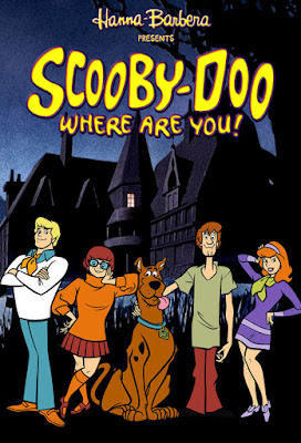 Scooby Doo, Where Are You! Poster