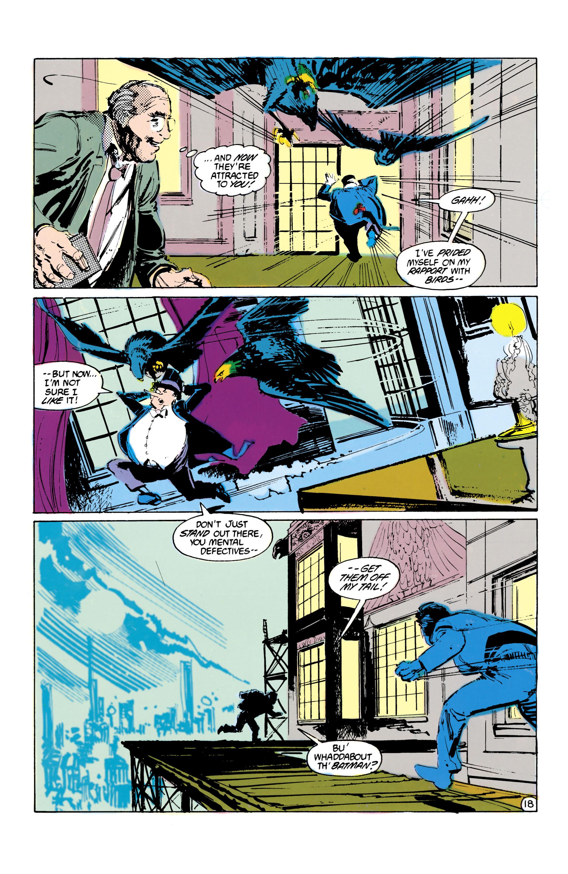 Detective Comics (1937) 568 Page 18