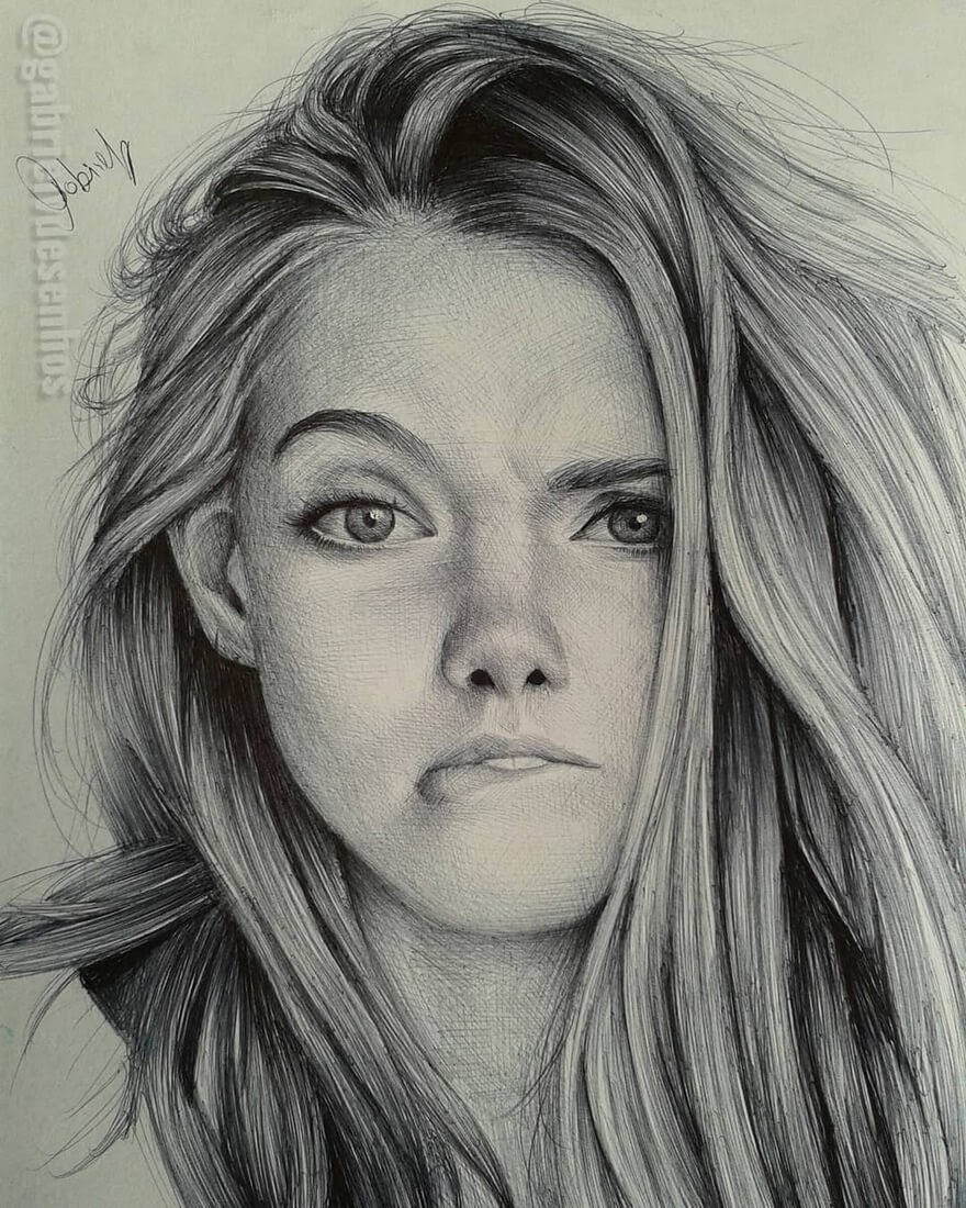 11-Tense-Moment-Gabriel-Vinícius-Ballpoint-Pen-Portraits-with-very-Different-Expressions-www-designstack-co