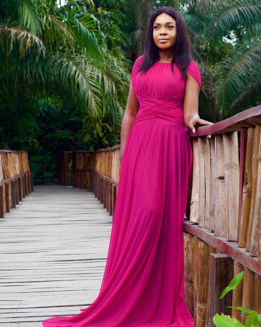Actress Omoni Oboli Is All Shades Of Gorgeousness As She Countdown To 40