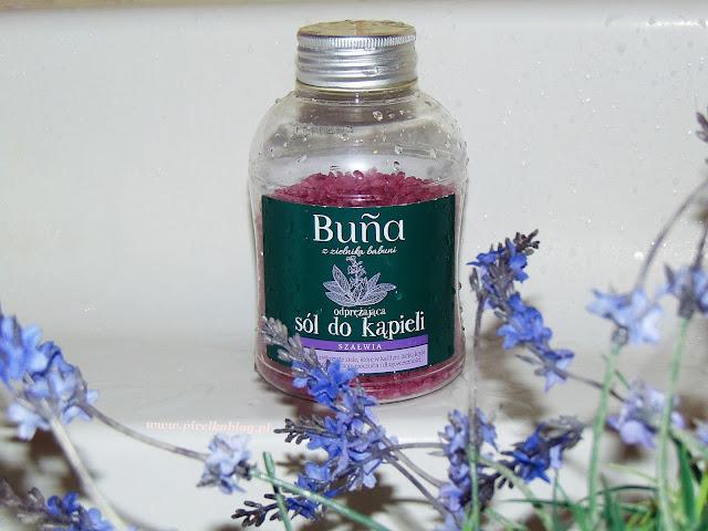 Buña, Sól do kąpieli odprężająca SZAŁWIA