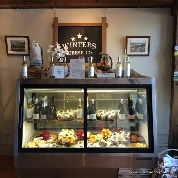 Winters Cheese Co. at Turkovich Family Wines in Winters, California