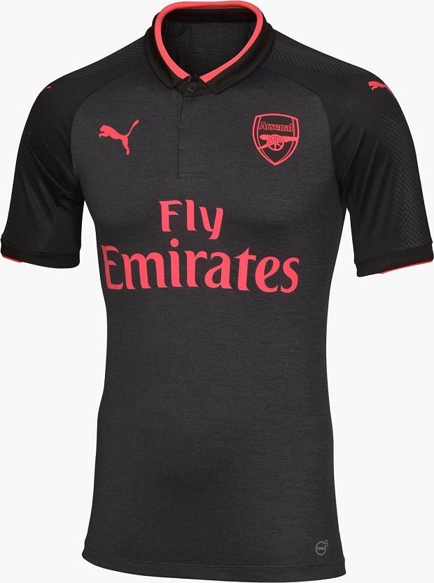 76a850ed03 Puma lança a nova terceira camisa do Arsenal - Show de Camisas