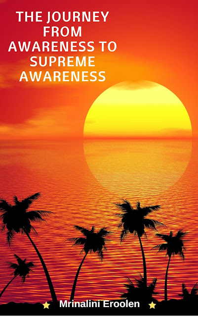 The Journey From Awareness To Supreme Awareness
