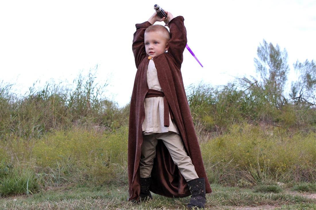 Jedi Costume Made Everyday