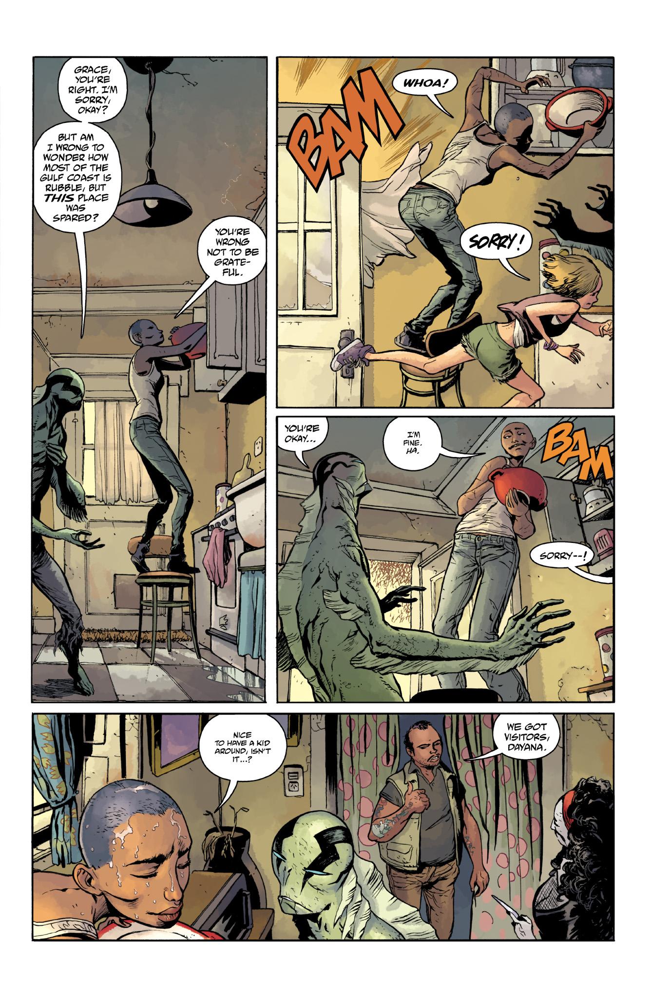 Read online Abe Sapien comic -  Issue #18 - 7