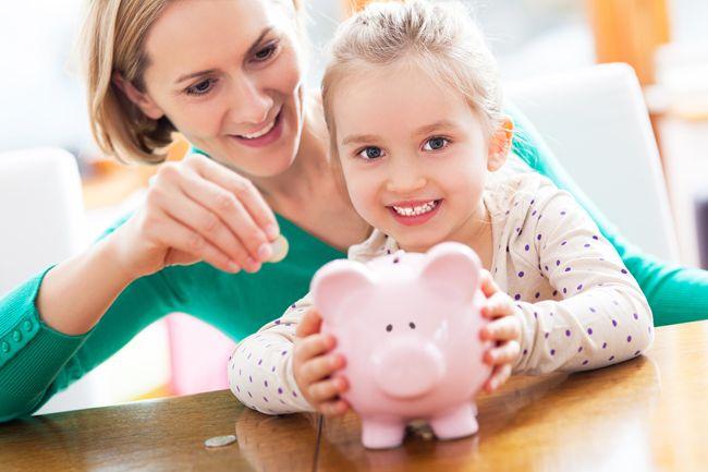 tips anak pintar menabung