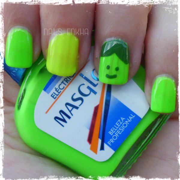 Nails Enkha