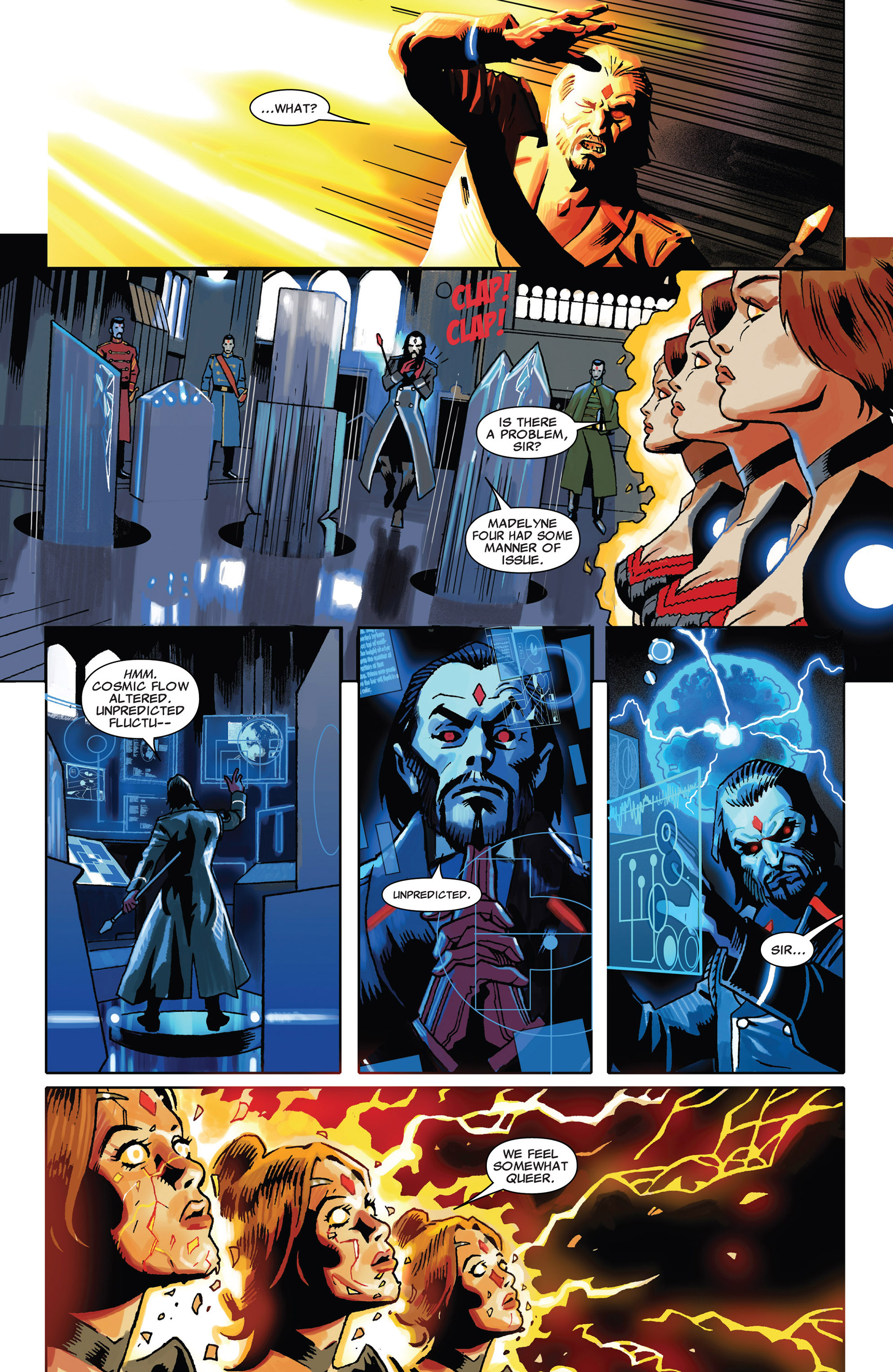 Read online Uncanny X-Men (2012) comic -  Issue #17 - 17