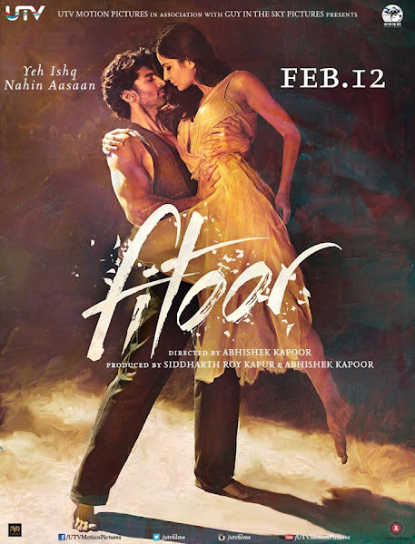 Fitoor (2016) Movie Poster No. 2