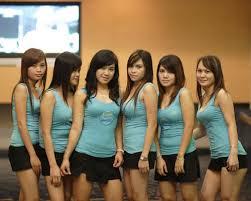Foto Cewek-cewek Hotel Alexis Lantai 7