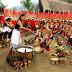 President Ram Nath Kovind Inaugurates Nagaland's Hornbill Festival