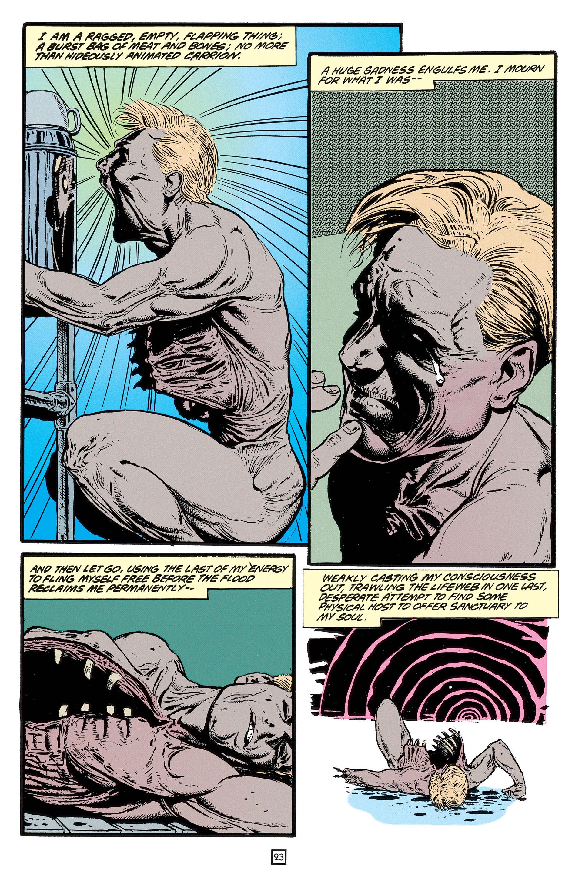 Read online Animal Man (1988) comic -  Issue #52 - 23