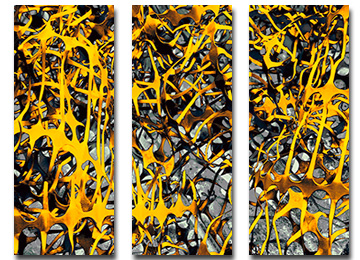 abstract, yellow, urban art, digital painting, urban photography, urban photo, contemporary wall art, canvas art, canvas print, modern, large art,