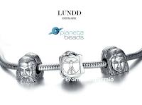 Logo Vinci gratis un elegante bead di Lundd Mona Lisa