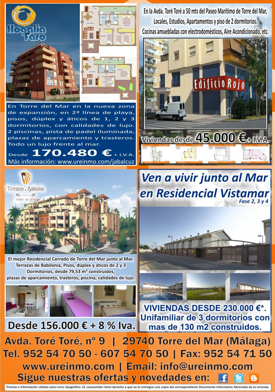 Ureña Inmobiliaria 2011