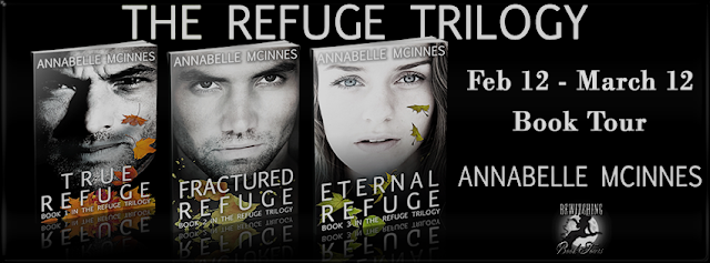 Interview with Annabelle McInnes, author of The Refuge Trilogy