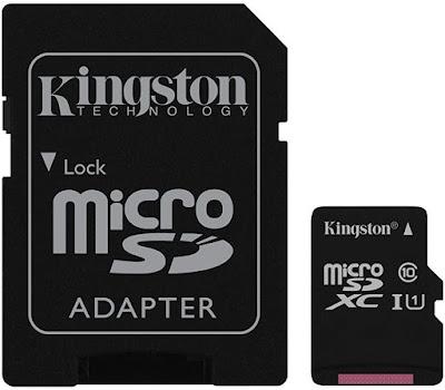 Kingston SDC10G2 256 GB