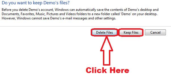 How To Delete User Account in Windows XP/ 7/ 8/ 10 Easily in Hindi