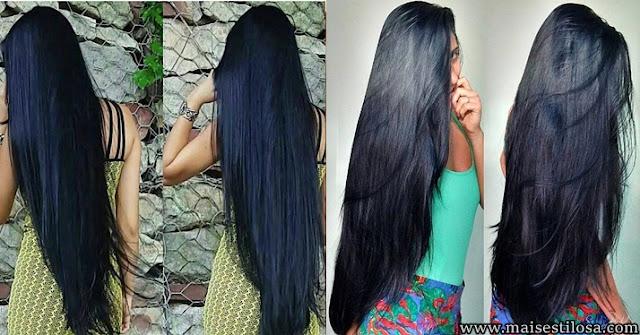shampoo caseiro para crescimento do cabelo