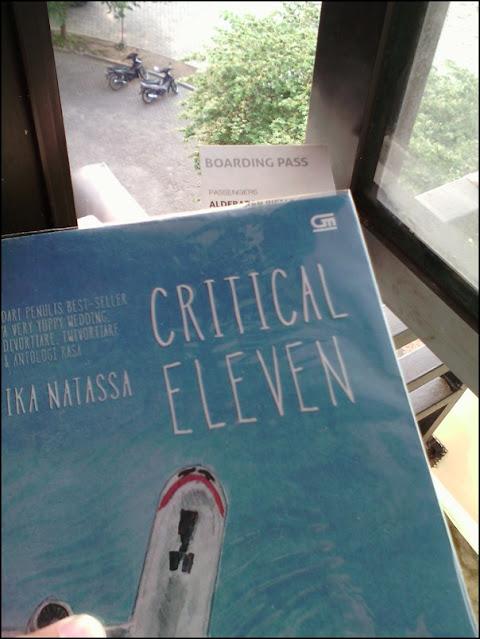 critical eleven adalah
