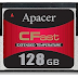 Apacer outs first industrial-grade SATA 3.0 (6Gb/s) CFast 2.0 memory card