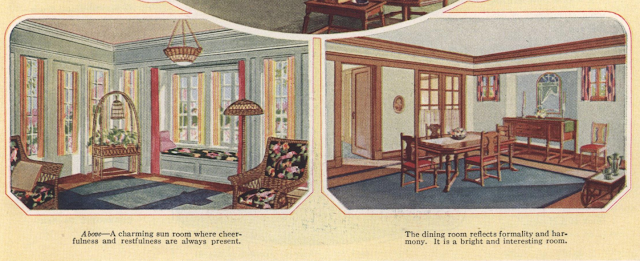 sears alhambra interior 1925