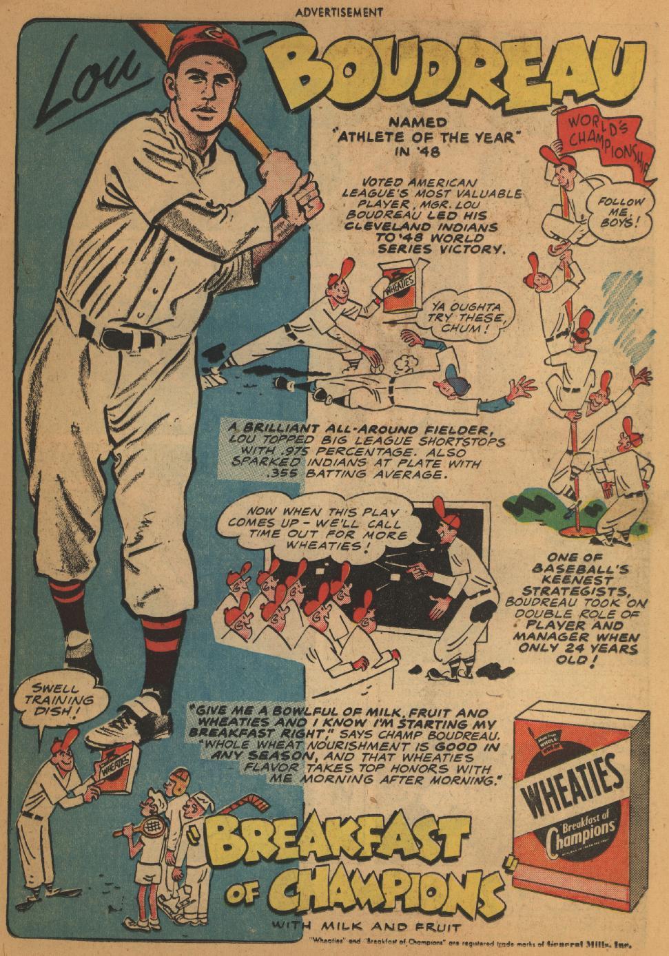 Read online Detective Comics (1937) comic -  Issue #152 - 15